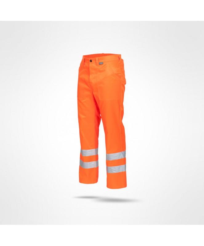 Wygodne i ciepłe spodnie robocze ocieplane do pasa – najlepsze na zimę